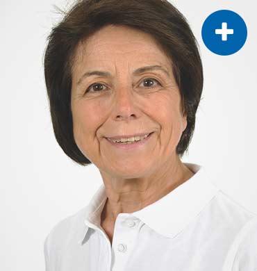 Augenarzt Anita Sperber