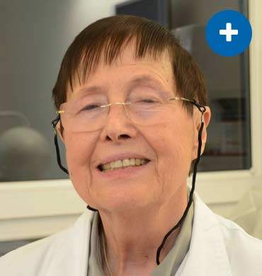 Augenarzt Hanni Kolb