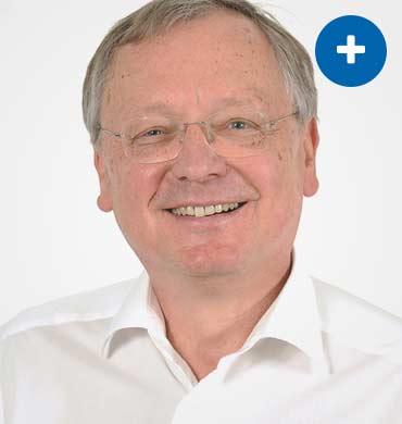 Augenarzt Michael Sperber