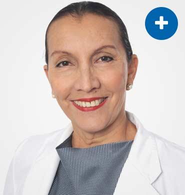 Augenarzt Rosina Zevallos-Möll