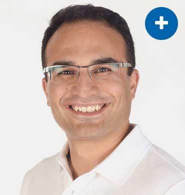 Augenarzt Shahram Javidnia