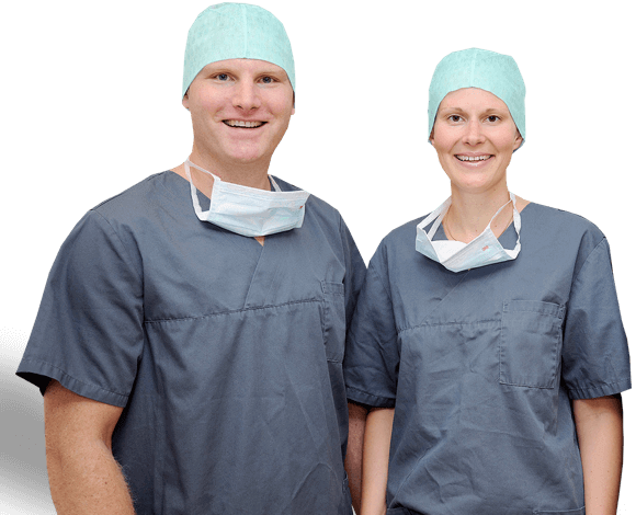 Dr. med. Christoph Eckert und Dr. med. Sophie Eckert