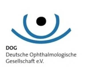 Logo DOG - Deutsche Ophthalmologische Gesellschaft e.V.