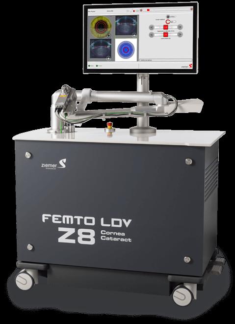 Ziemer Z8 Femto-Laser