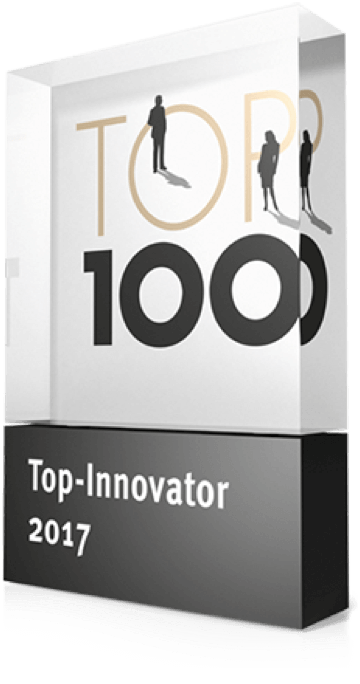 Top-Innovator 2017 - Preis