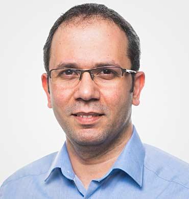 Augenarzt Dr. Abdelwahhab Azzawi