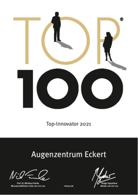 Top 100 Innovator Siegel 2018